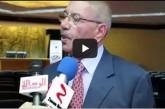 لقاء خاص مع الأستاذ عبد الوهاب الزغيلات رئيس لجنة الحريات في اتحاد الصحفيين العرب