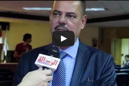 لقاء خاص مع مؤيد اللامي نقيب الصحفيين العراقيين